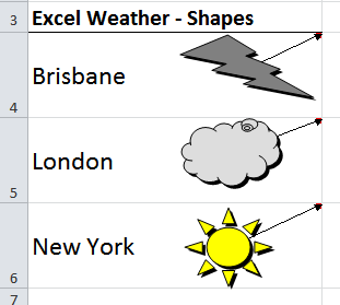 Excel Comments